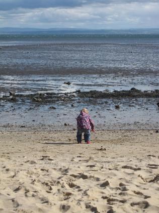 Beach at Burntisland
