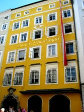 Mozart's house - Things to Do in Salzburg - The Trusted Traveller