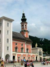 Baroque architectures in the Altstadt
