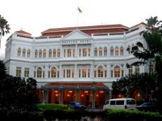 Raffles Hotel - Things to Do in Singapore - The Trusted Traveller