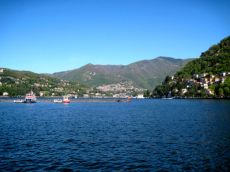 Picturesque Lake Como