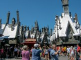 Harry Potter land in Islands of Adventure - Guide to the Orlando Theme Parks - The Trusted Traveller
