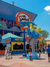 The Simpsons Ride at Universal Studios - Guide to the Orlando Theme Parks - The 澳洲幸运五开奖记录中国体彩