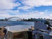 Goodbye Harbour Bridge!