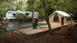 Campsites at Disney's Fort Wilderness Resort - Where to Stay Near the Orlando Theme Parks - The Trusted Traveller