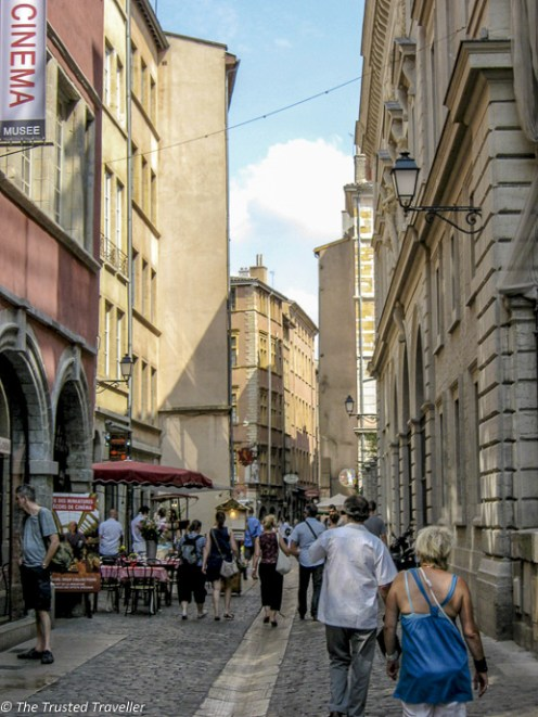 Lyon Old Town - The Best of France: A Two Week Itinerary - The Trusted Traveller