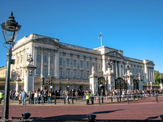 Buckingham Palace, London - See the Best of England: A Three Week Itinerary - The Trusted Traveller