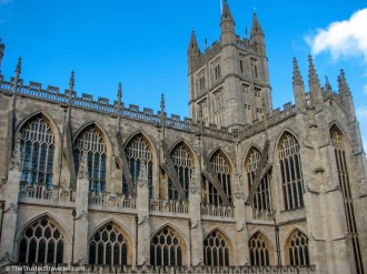 Bath Abbey - See the Best of England: A Three Week Itinerary - The Trusted Traveller