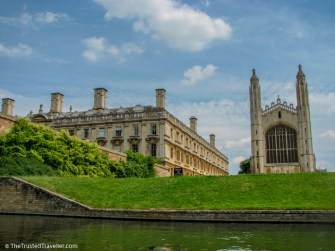 Kings College, Cambrdige - See the Best of England: A Three Week Itinerary - The Trusted Traveller