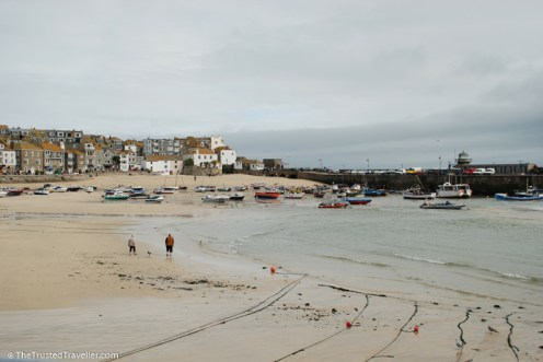 St Ives, Cornwall - See the Best of England: A Three Week Itinerary - The Trusted Traveller