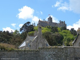 St Michael's Mount, Cornwall - See the Best of England: A Three Week Itinerary - The Trusted Traveller
