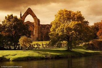 Bolton Abbey, Yorkshire Dales - See the Best of England: A Three Week Itinerary - The Trusted Traveller