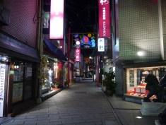 Red Light District, Nagasaki