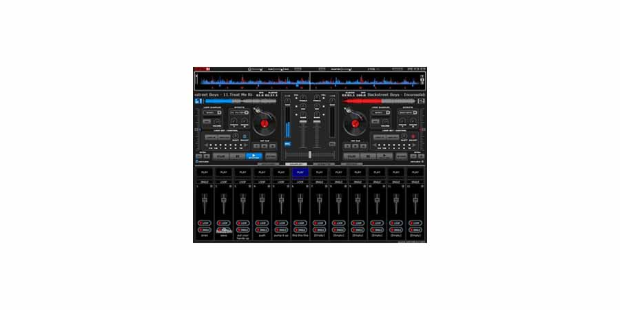 Virtual DJ Studio 8.1.2