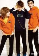 Taemin, Key and Minho Shinee