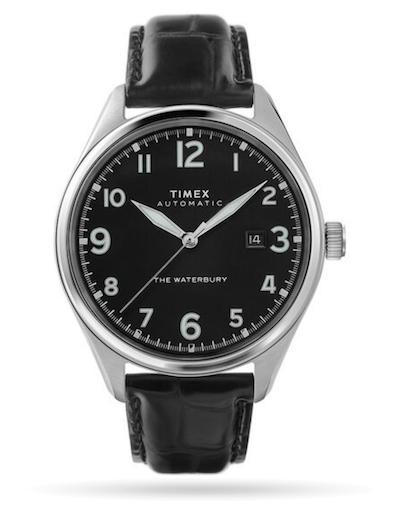 Timex Waterbury basic black
