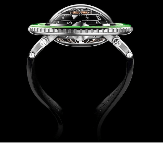 MB&F HM7 Aquapod PT: And Now For Something Completely Different