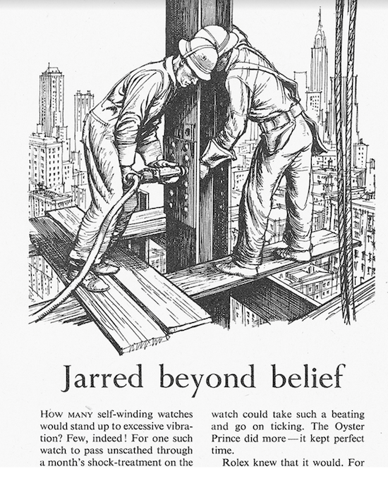Tudor advertisement 1953