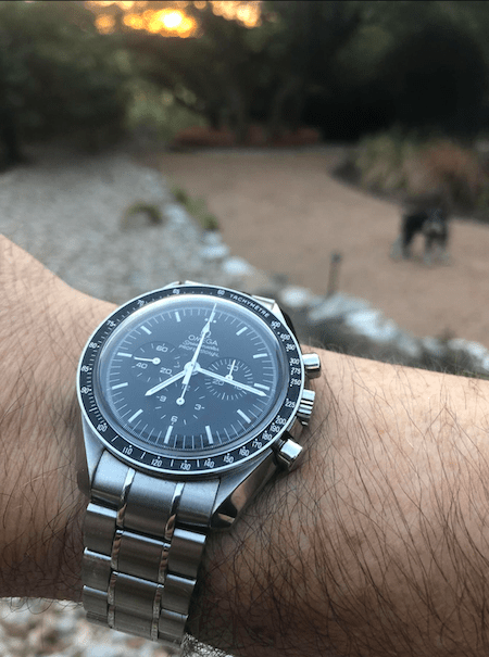 Omega Speedmaster Professional Moonwatch Chronograph 42