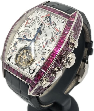 Franck Muller expensive watch