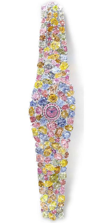 Graff Diamonds expensive watch