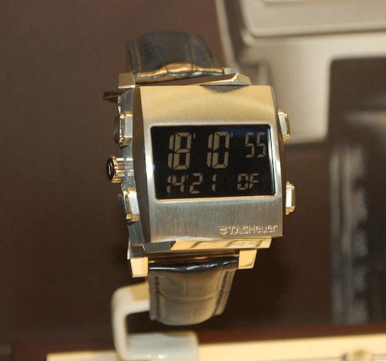 Half-digital Monaco Sixty Nine CW9110