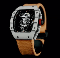 The Making of Rafael Nadal's $775k Richard Mille RM 27 – 02 Watch