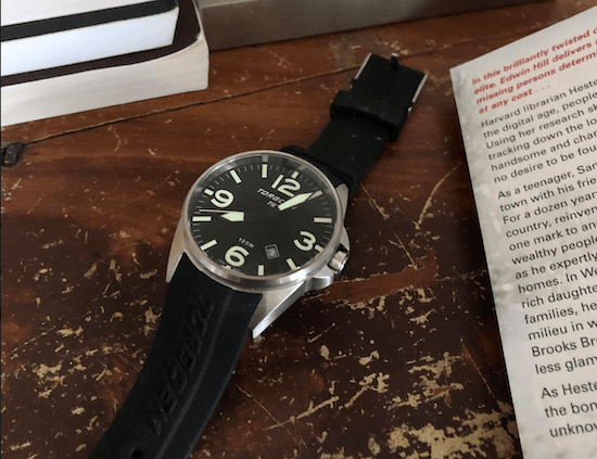 Torgoen T10 watch