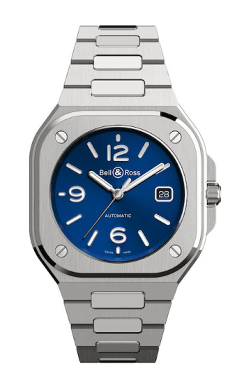 The Bell & Ross BR05 sings the blues