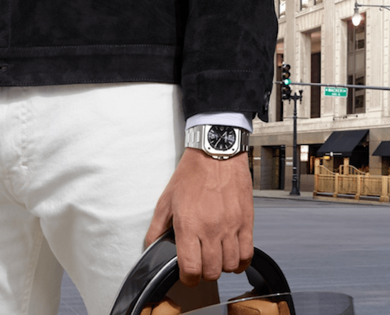 The Bell & Ross BR05's marketing team is working on that whole diversity thing