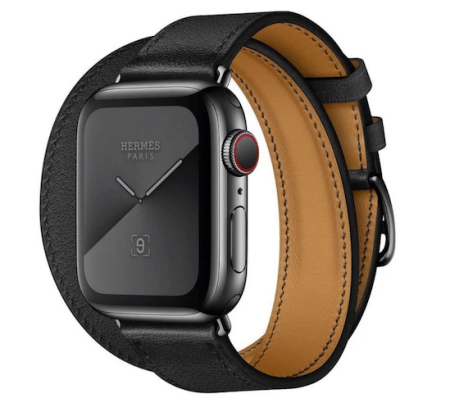 Hermès Apple Smartwatch 5 has a buttery soft strap