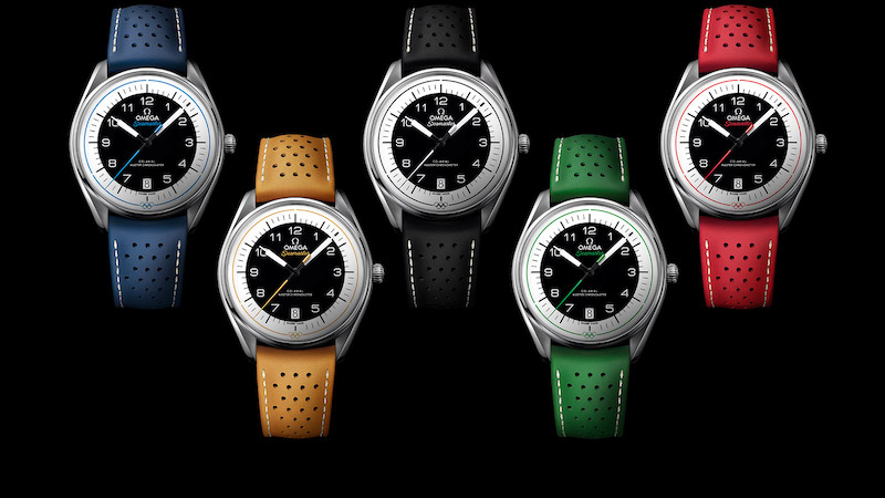 OMEGA commemorative watches