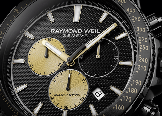 Raymond Weil Tango 300 Marshall Amplification Limited Edition Chronograph