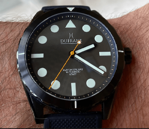 Dufrane Diver (courtesy thetruthaboutwatches.com)