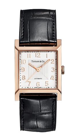 Tiffany Watch: Maker's doesn't make a mark