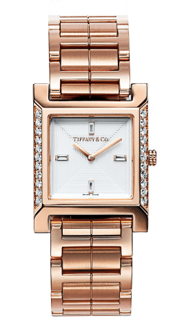 Tiffany Watch: Makers's Square