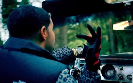 Drake double wristing