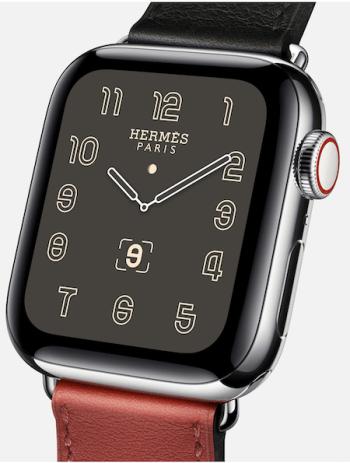 Hermes Apple Watch Series 5