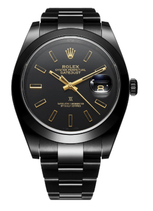 "Wildman ""Rolex"" Datejust"