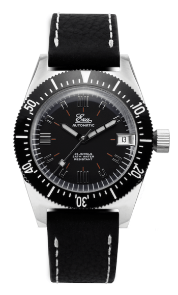 Exa 1972 Limited Edition dive watch