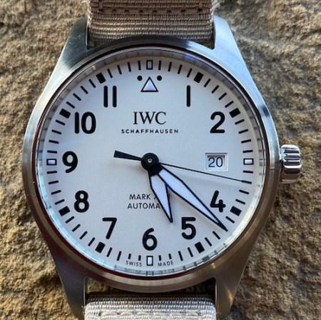 IWC Pilot Watch MKXVIII