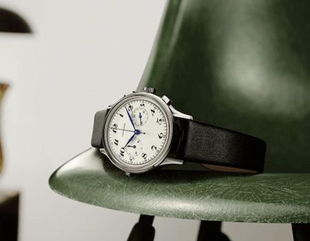 Longines Heritage Classic Chronograph 1946 (courtesy esquire.com)