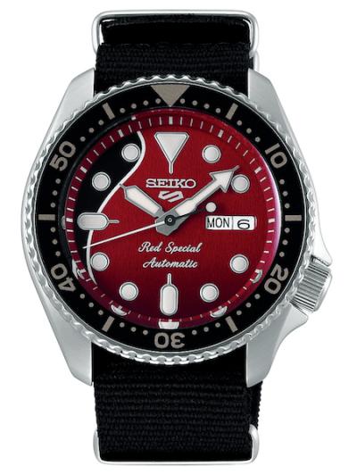 New watch alert! Brian May Seiko 5