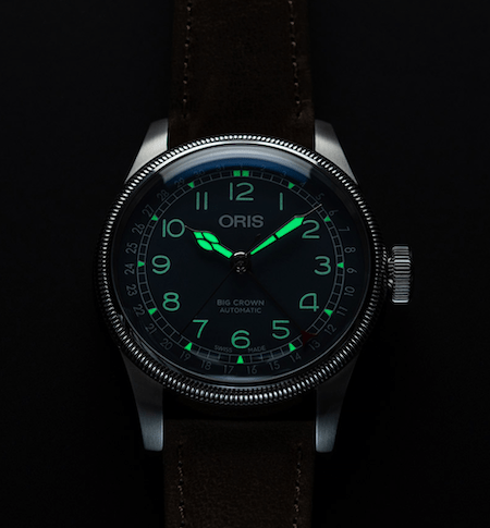 New watch roundup - Oris Big Crown Pointer Date 80th Anniversary Edition