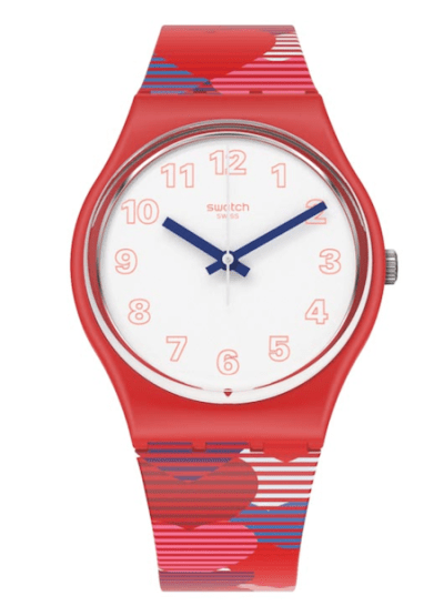 Valentine's Day watch - SWATCH HEARTS LOTS