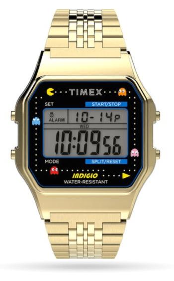 Timex x Pac-Man T80