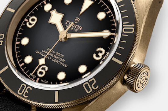 Tudor Black Bay Bronze is ready for its close-up
