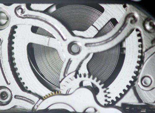 Watch automatic mainspring