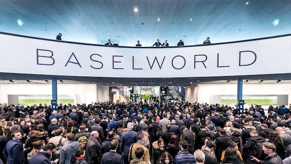 Baselworld cancelled official photo