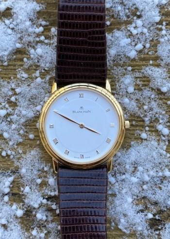 Blancpain dress watch